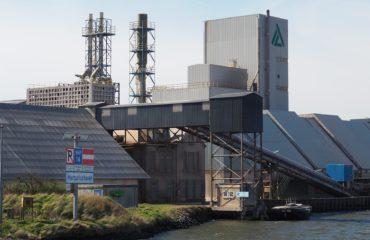 ICL Fertilizers Forfaatweg Westhaven Amsterdam