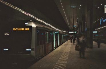noord/zuidlijn metro