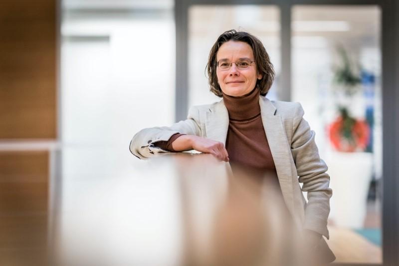 Leonie Wijker, projectleider Omgevingswet Zaanstad