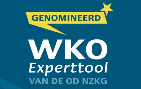 Stem op de WKO Experttool