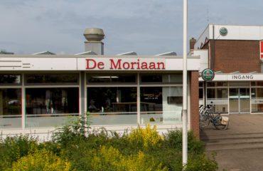 Kantoor van OD NZKG in De Moriaan Wijk aan Zee