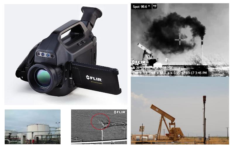 Nieuwe camera OD NZKG ziet 400 onzichtbare stoffen
