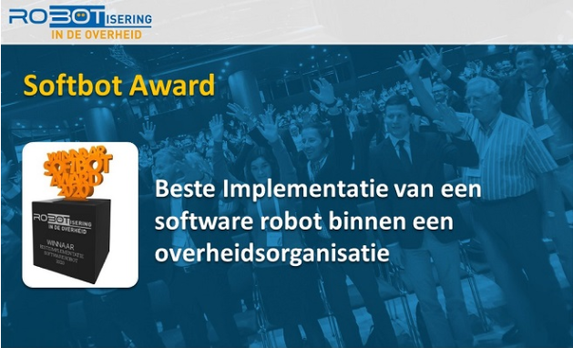softbot award