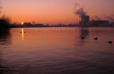 Restwarmte industrie